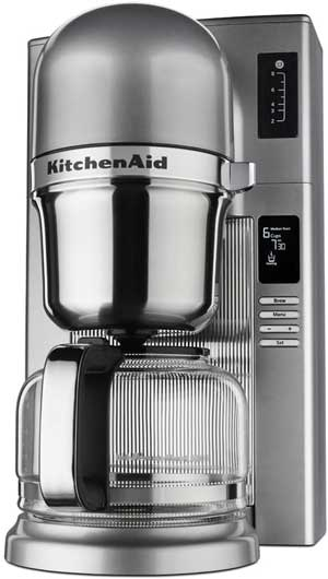 Kitchenaid Pour Over Coffee Brewer Review