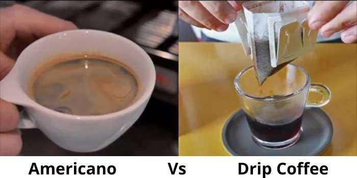 Americano Vs Drip Coffee