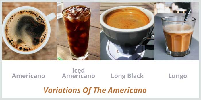 Variations Of The Americano