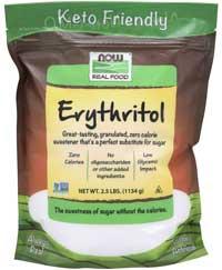 Erythritol Keto Friendly Sweetener