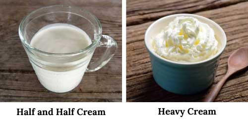 Is Half And Half Or Heavy Cream Better For Keto