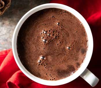 Keto Chocolate Coffee Creamer Recipe