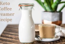 Keto Coffee Creamer Recipe