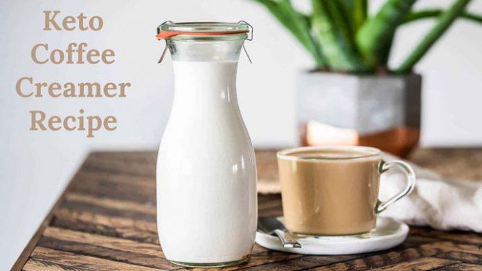 Keto Coffee Creamer Recipe