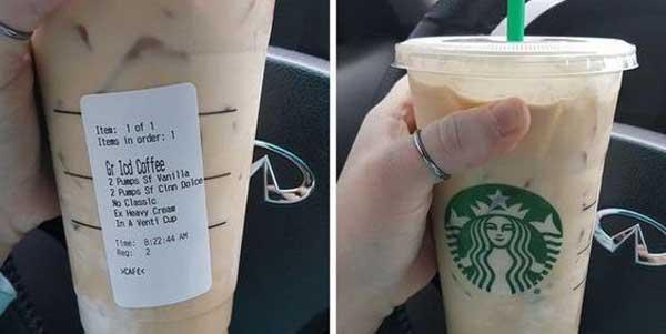 Keto Coffee Starbucks